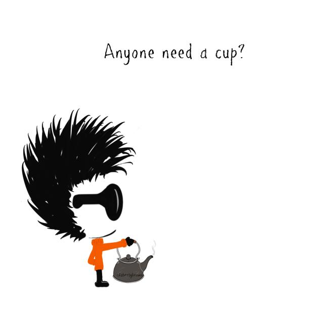Tea, Hospitable