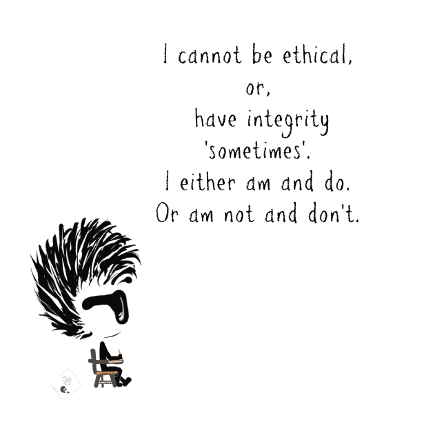 Ethical, Integrity