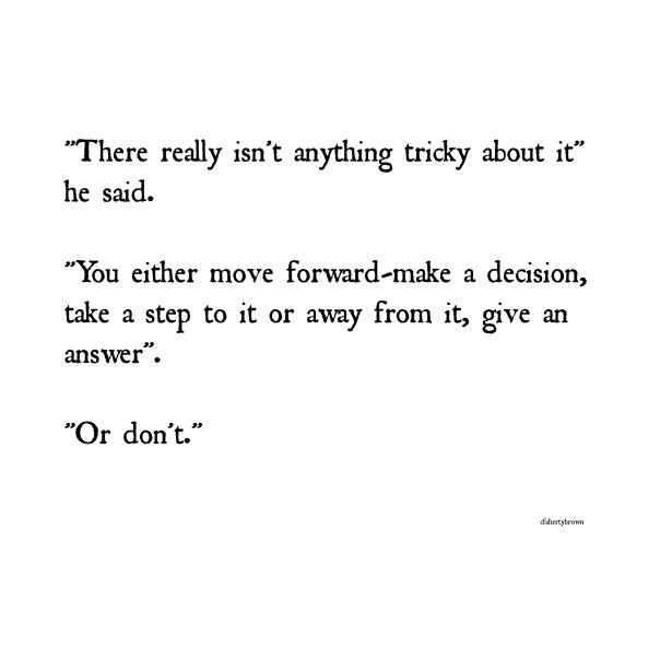 Simple, Truth