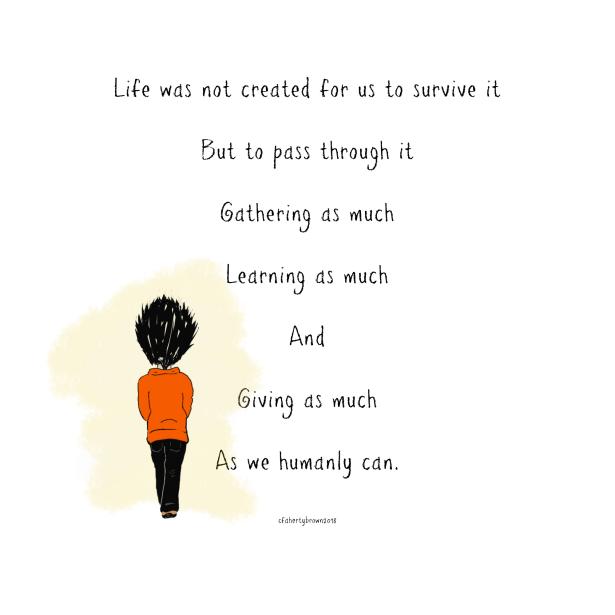 Learn, Give, Love