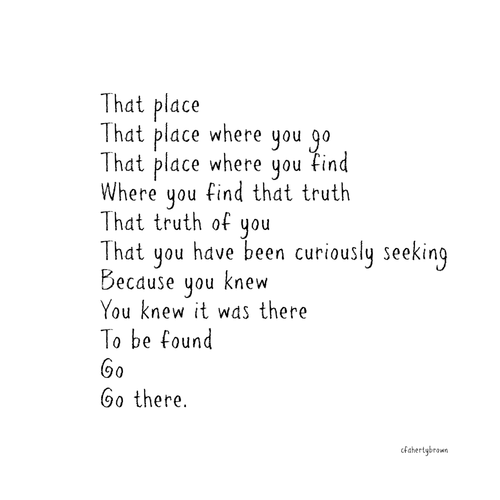 poetry, truth