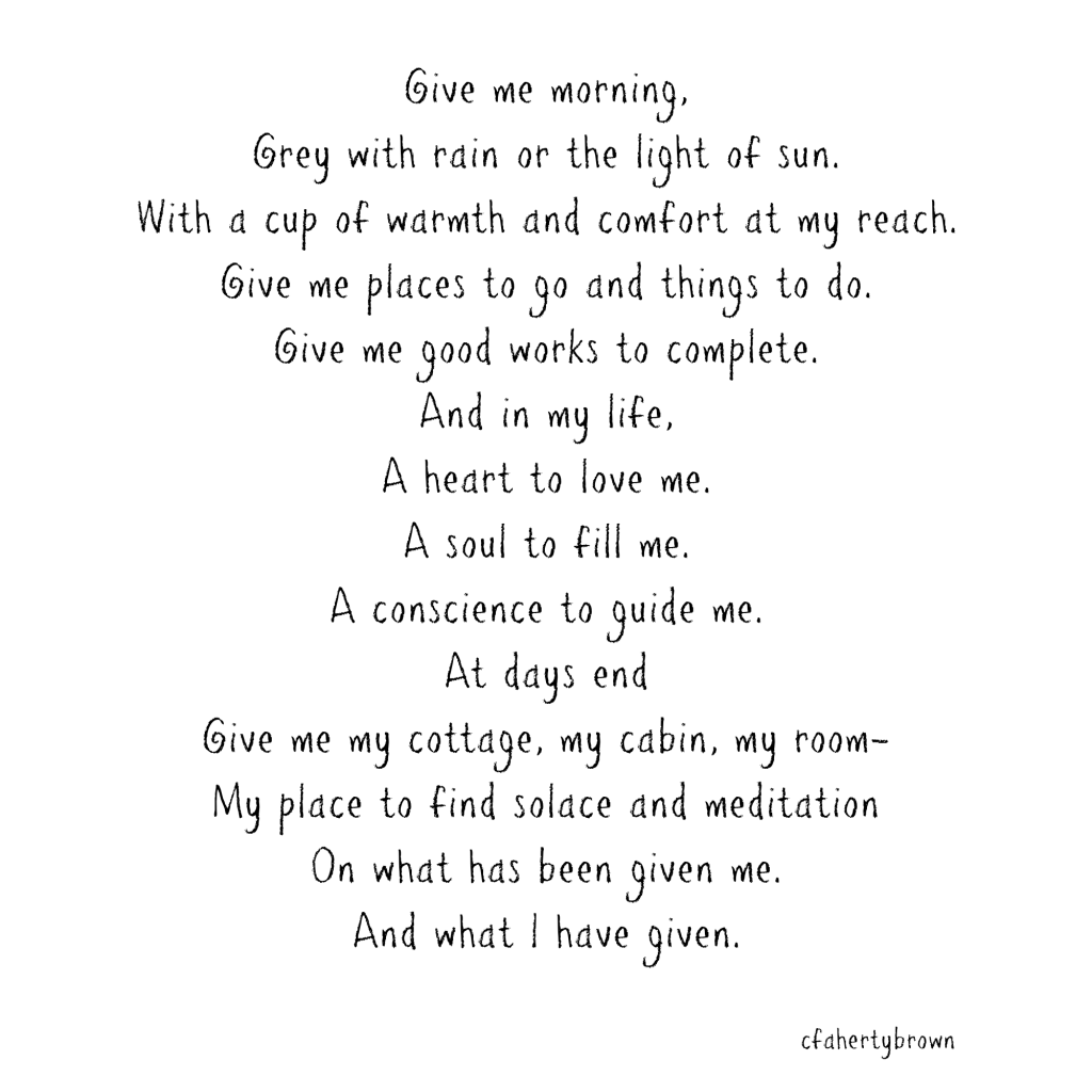 poetry, poem, write, solace, meditate, reflect, received, 2017, Conscious, soul, comfort