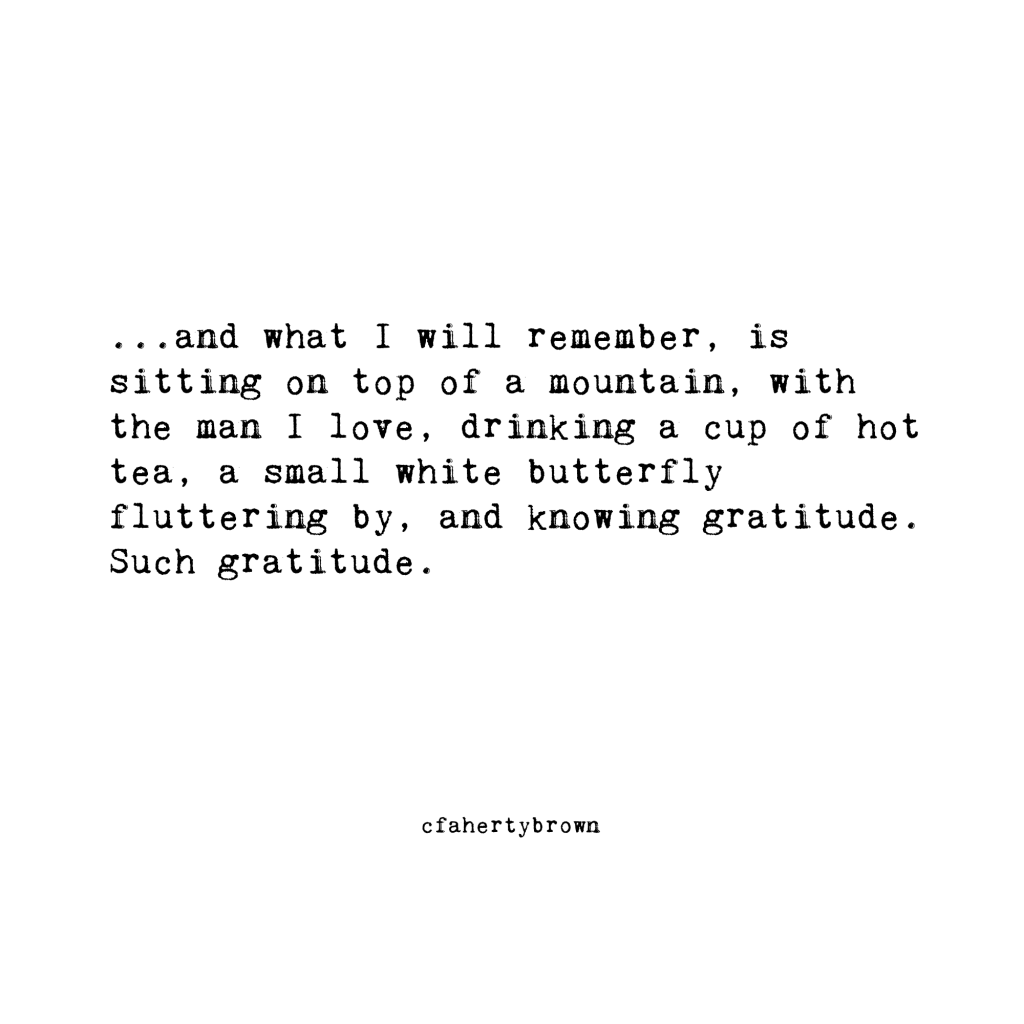 poetry, life story, mountain, tea, butterfly, flutter, love, spouse, relationship,