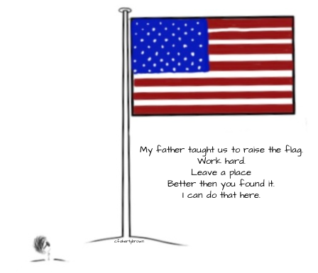 flag, 4th, 4th of July, America, opportunity, change, country,